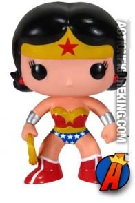 Funko 6-inch Pop Heroes Wonder Woman figure.