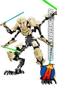 STAR WARS GENERAL GRIEVOUS LEGO Building Kit.
