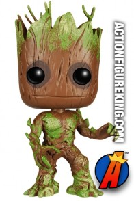 Funko Pop! Marvel Variant Extra Mossy GROOT Figure.