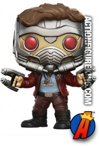 Funko Pop! Marvel GOTG2 STAR-LORD Masked Variant Chase Figure.
