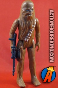 The Wookie Chewbacca from Star Wars.