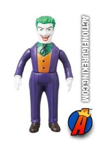 10-inch scale Sofubi Joker action figure from Medicom.