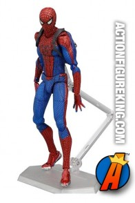 Figma 6-inch scale Amazing Spider-Man action figure.