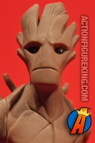 Detailed view of this Disney Infinity 2.0 Groot figure.