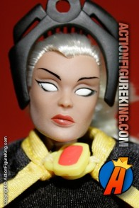 8 Inch Famous Cover Series Storm action figure with removable fabric outfitfrom Toybiz.