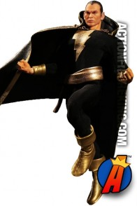 MEZCO One:12 Collective DC Comics 6-Inch Scale BLACK ADAM Action Figure.