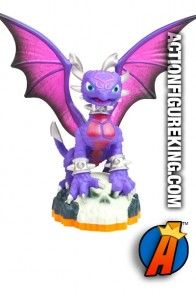 Skylanders Giants Cynder figure from Activision.