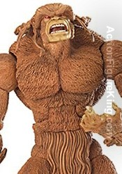 Marvel Legends Apocalypse Series 12 Sasquatch Action Figure from Toybiz.