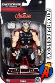 Marvel Legends Infinite Series Thor action figure from Hasbro.