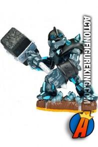 Skylanders Giants variant Granite Crusher figure from Activision.