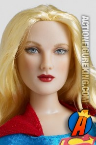 Fully articulated 13-inch dressed Supergirl figure from Tonner.