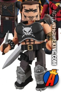 Marvel Minimates Ares figure from The Dark Avengers Box Set series 2.