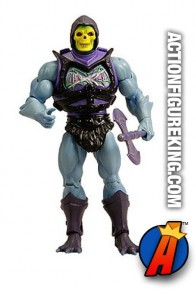 Mattel Masters of the Universe Classics Skeletor action figure.
