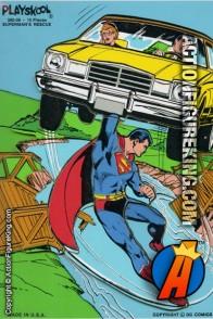 Playskool 15-Piece Supermans Rescue Tray Puzzle.
