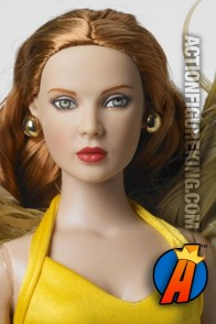 Rare 16-inch scale Hawkwoman dressed Tonner figure.