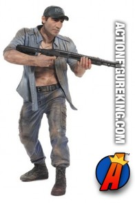 The Walking Dead TV Series 5 Shane Walsh action figure from McFarlane Toys.
