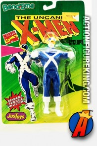 Marvel X-MEN CYCLOPS Bend-Ems Bendable Figure from JusToys.