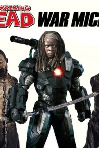 What do you get when you cross the Avengers with the Walking Dead? War Michonne!