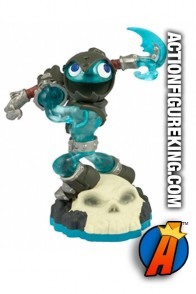 First edition Grim Creeper figure from Skylanders Swap-Force.