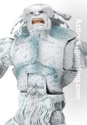 Marvel Legends Apocalypse Series 12 Sasquatch Variant Action Figure from Toybiz.