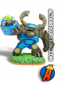 Skylanders Giants Gnarly Tree Rex figure from Activision.