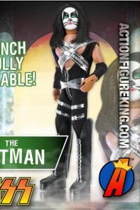KISS Series 1 Love Gun The Catman (Peter Criss) Action Figure from by Figures Toy Company.