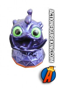 Skylanders Giants Purple Metallic Wrecking Ball figure from Activision.