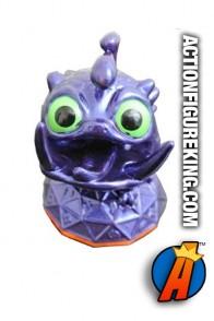Skylanders Giants Purple Metallic Wrecking Ball figure from Activision.