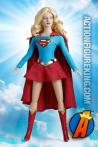Tonner Supergirl outfit for 18-inch scale figures.