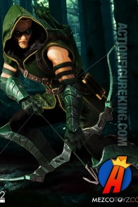 MEZCO One:12 Collective DC Comics GREEN ARROW Action Figure.