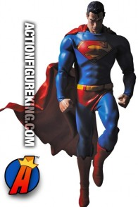 MEDICOM Batman HUSH Real Action Heroes SUPERMAN action figure.