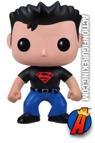 Funko Pop Heroes Superboy figure.