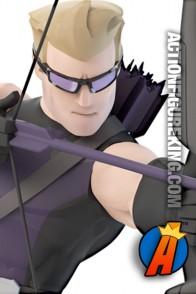 Disney Infinity 2.0 Marvel Hawkeye figure.
