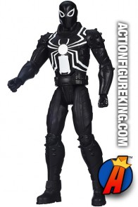 Hasbro Titan Hero Series Web Warriors AGENT VENOM electronic action figure.