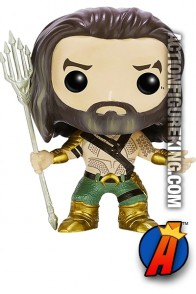 Funko Pop! Heroes Batman vs. Superman AQUAMAN Figure number 87.