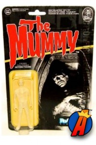 Funko ReAction 3.75-inch retro action figure - Variant glow-in-the-Dark Mummy.