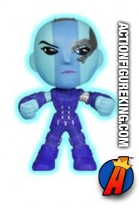 Funko Mystery Minis Glow-in-the-Dark Nebula bobblehead figure.