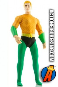 14-INCH MEGO CORPORATION DC COMICS FULLY ARTICULATED AQUAMAN ACTION FIGURE