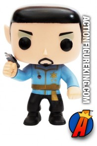 Funko Pop! TV STAR TREK Mirror Universe Spock figure number 82.