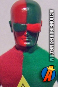 This custom Mego 3D Man seems to utilize a modified Captain America head.