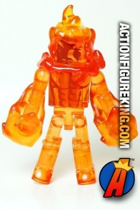 From The Invaders Box Set comes this Marvel Minimates Original Human Torch figure.