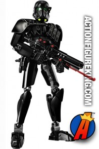 STAR WARS IMPERIAL DEATH TROOPER LEGO Building Kit.