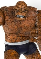 Marvel Legends Fantastic Four Gift Set 6 inch The Thing action figure from Toybiz.