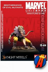 Knight Models Marvel Universe 35mm TOAD metal figure.