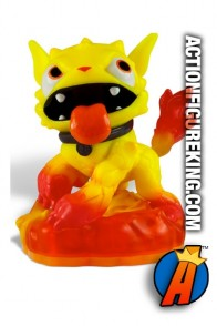 Skylanders Giants Molten Hot Dog figure from Activision.