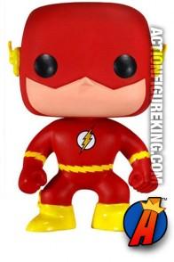Funko 6-inch Pop Heroes Flash figure.