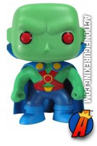 Funko Pop! Heroes Martian Manhunter vinyl figure from DC Comics.