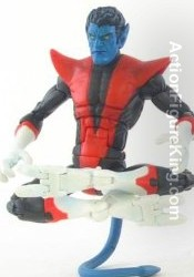 Marvel Legends Galactus Series 9 Nightcrawler action figure from Toybiz.