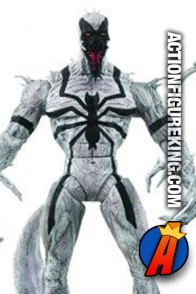 Fully articulated Anti Venom figure from Marvel Select.