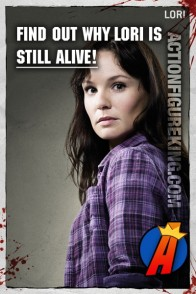Listen to this edition of the Popcast! Podcast to find out why The Walking Dead's Lori Grimes is still alive.